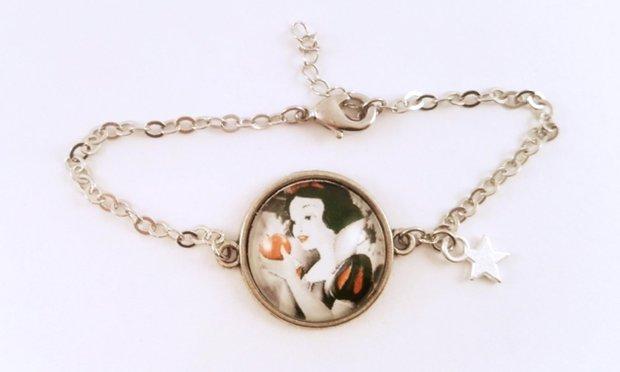 Bracelet Blanche Neige